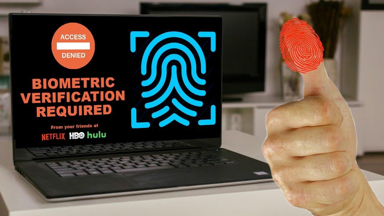 Представлен рейтинг стран по использованию биометрии