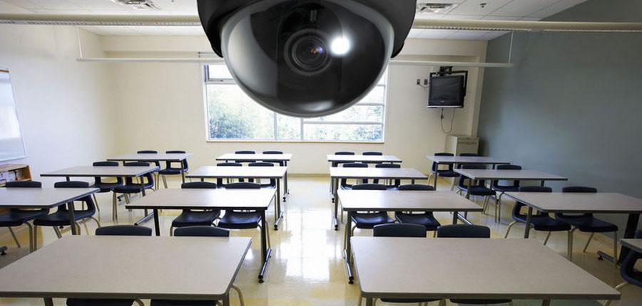 За российскими школьниками будет наблюдать система, названная в честь Джорджа Орвилла