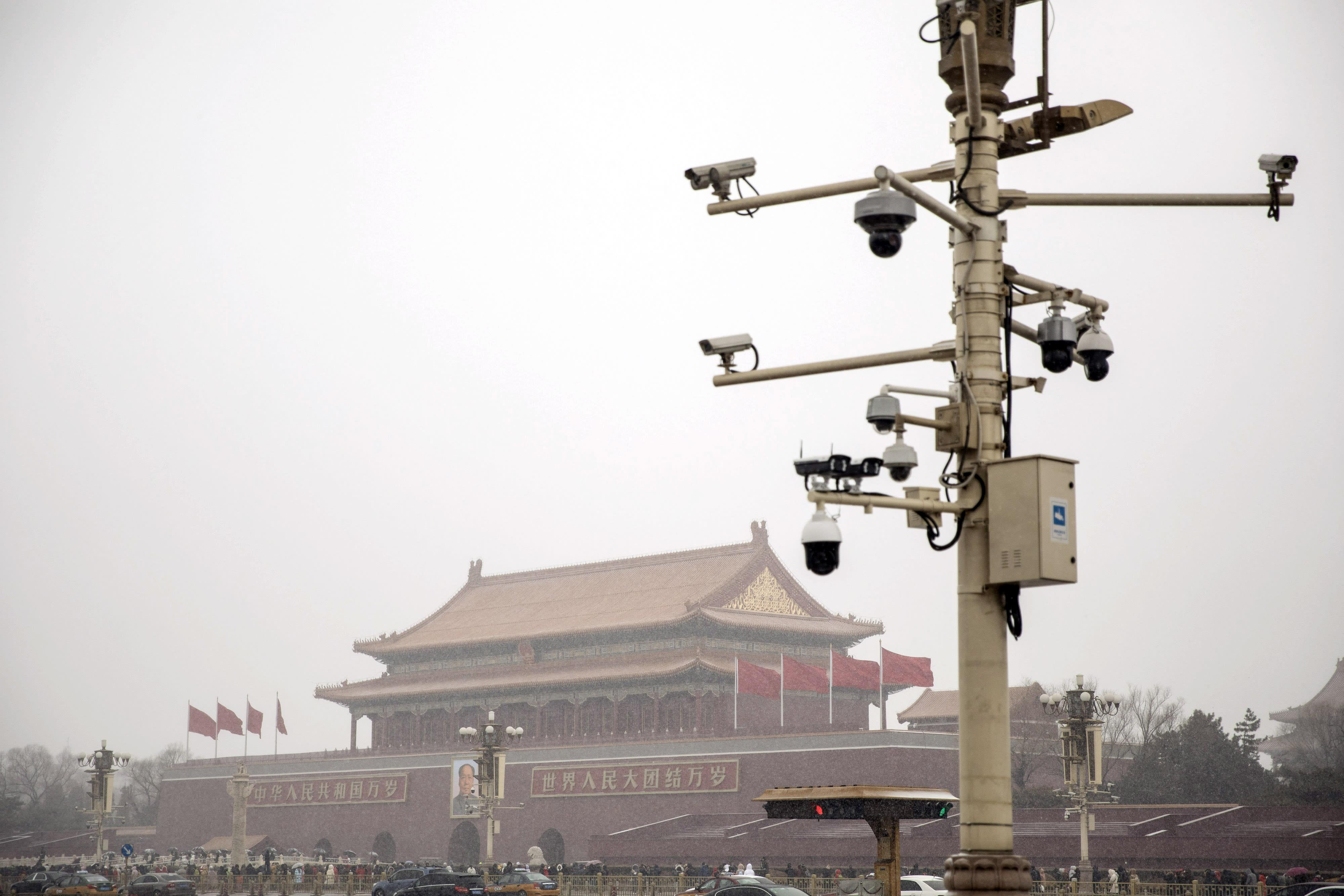 В Пентагоне опасаются, что КНР начнет продавать технологии слежки авторитарным режимам