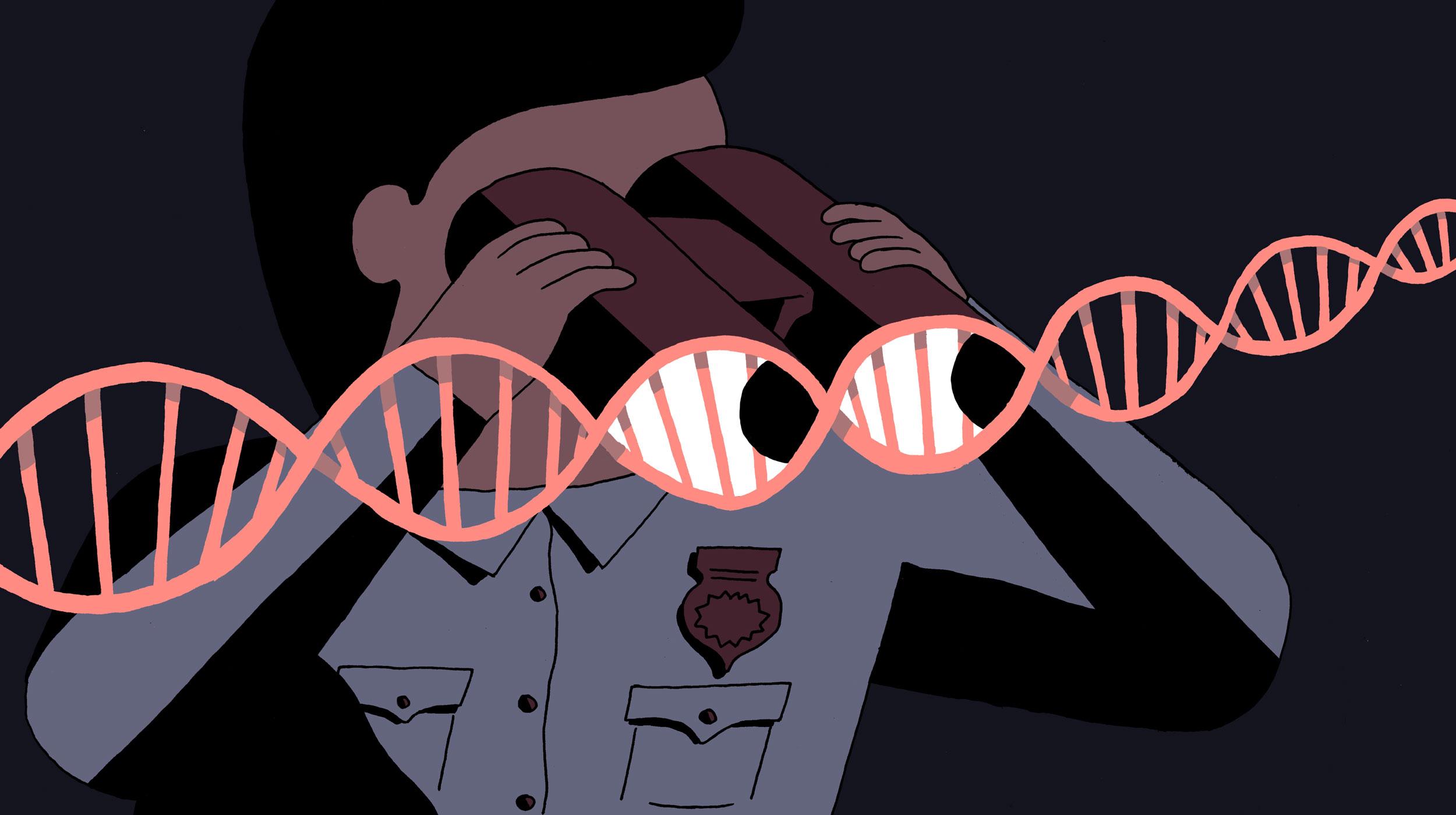 Госдума узаконила обязательный сбор ДНК у преступников и подозреваемых