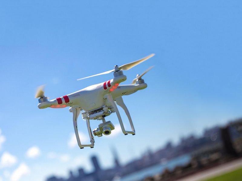 FAA предложило отслеживать дроны на территории США