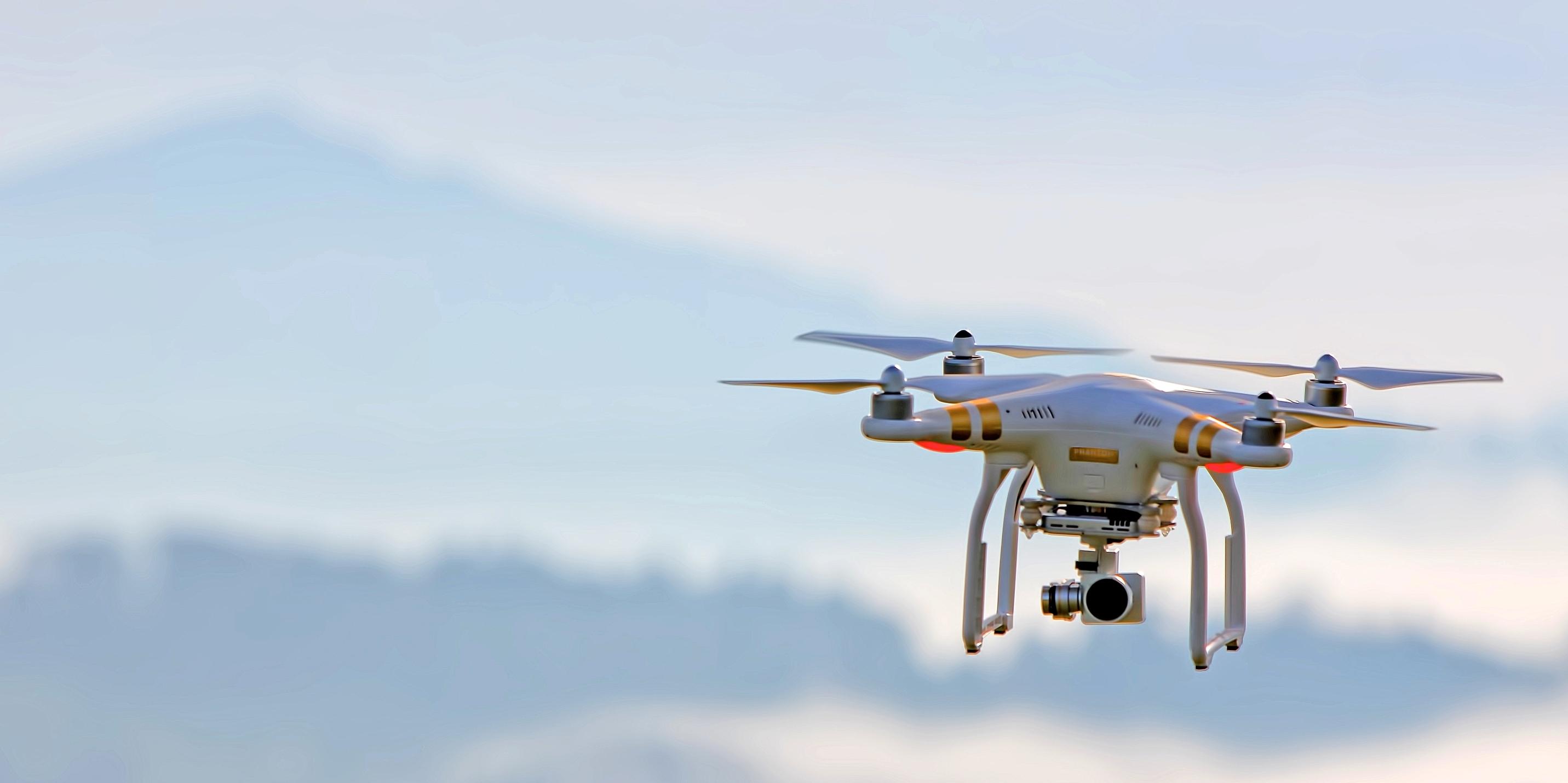 Правительство США прекратит использование китайских дронов из соображений безопасности