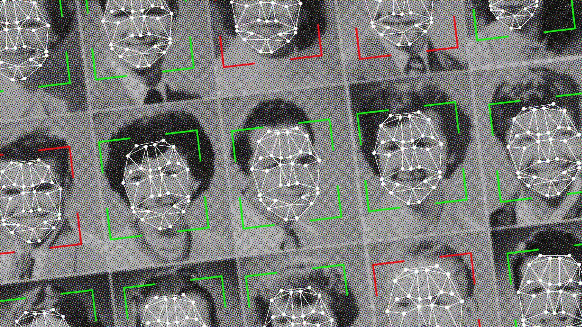 Главы Alphabet и Microsoft отреагировали на инициативу Еврокомиссии по блокировке систем распознавания лиц