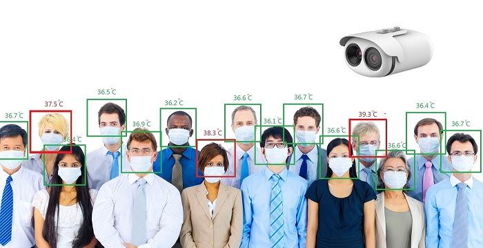 STX-IP21TM – новый видеокомплекс SMARTEC для дистанционного измерения температуры людей