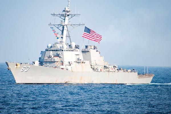ВМС США планируют дистанционно обновлять ПО на кораблях