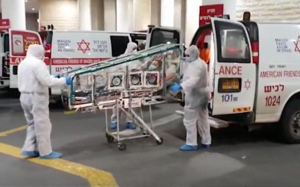 Израиль может использовать внесудебную прослушку для борьбы с коронавирусом