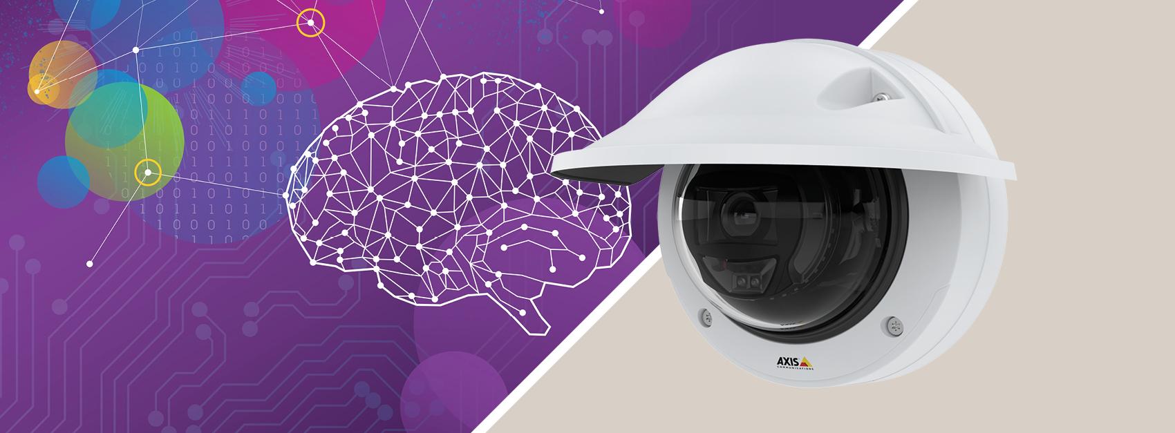 Axis Communications представляет камеру AXIS P3255-LVE с поддержкой искусственного интеллекта