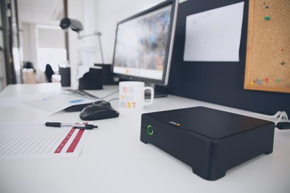 Новый 4K UHD видеорегистратор для систем IP-видеонаблюдения небольших и среднихобъектов