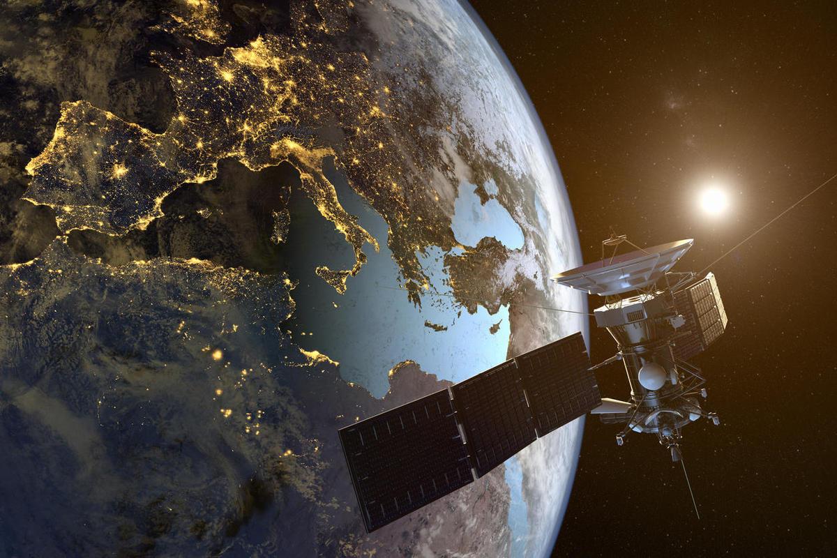 США начали разработкублокчейн-протокола для защиты космических сил