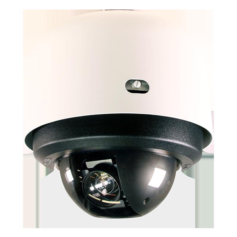 Новинки Pelco Spectra Enhanced 7: купольные PTZ-камеры с разрешением 4K