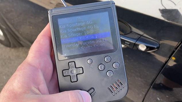 Старые Game Boy превратились в устройства для угона автомобилей