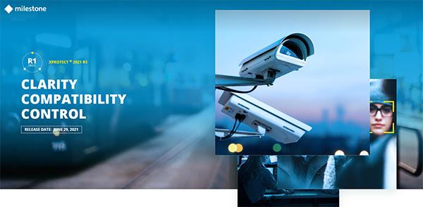 VMS XProtect 2021 R1 – новые возможности вместе с Milestone