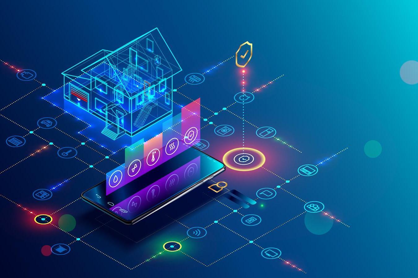 Умный дом как экосистема: цифровые платформы, платформы IoT и приложения