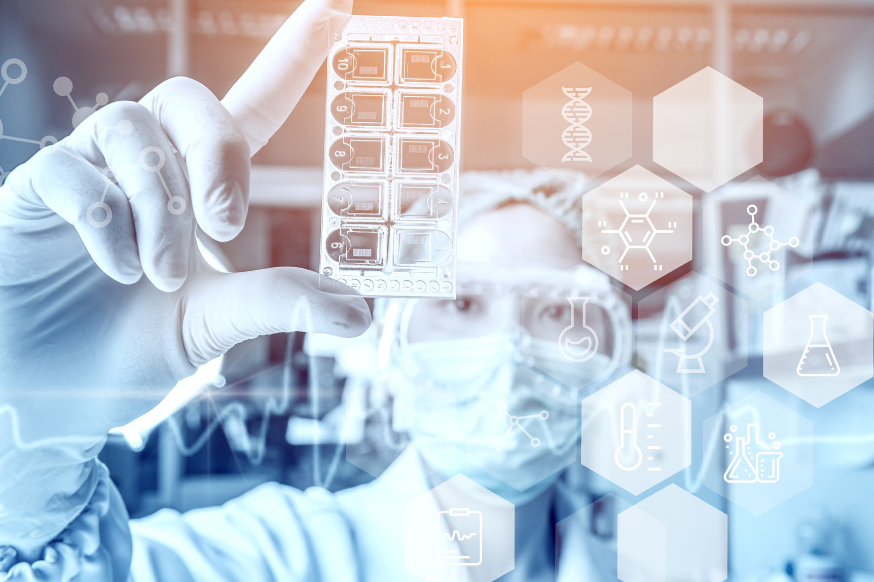 Цифровая трансформация в медицине и фармацевтике