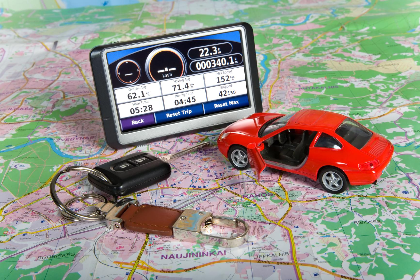 Сервисы контроля за транспортными средствами