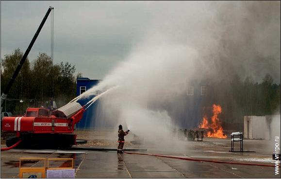 Техническое регулирование в области пожарной безопасности